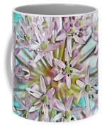 Allium Globe Coffee Mug