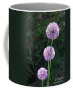 Alliums Coffee Mug