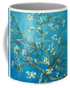 Almond Blossom Branches Print Coffee Mug