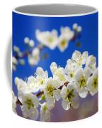 Almond Blossom Coffee Mug by Carlos Caetano