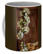 Almond Blossom Coffee Mug by Marco Oliveira