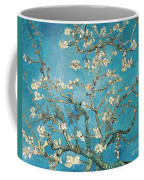 Almond Branches In Bloom Coffee Mug