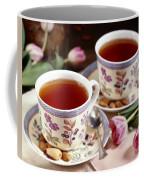 Almond Tea For Two Coffee Mug