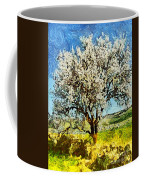 Almond Tree Coffee Mug