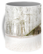 Almost Gone Coffee Mug by Jean Noren