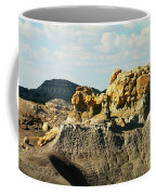 Almost Moonscape Coffee Mug