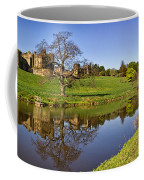 Alnwick Castle Panorama Coffee Mug