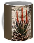 Aloe Vera At The Arboretum Coffee Mug
