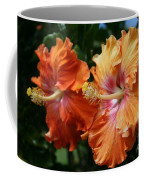 Aloha Keanae Tropical Hibiscus Coffee Mug