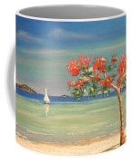 Aloha Coffee Mug by The Beach  Dreamer