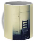 Alone In A Room Coffee Mug by Margie Hurwich