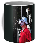 Alone Stranger Coffee Mug