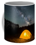 Alone Under The Stars Coffee Mug