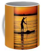 Alone With The Sun Coffee Mug