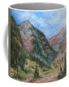 Along South Mineral Creek En Plein Air Coffee Mug