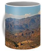 Along The Apache Trail Coffee Mug