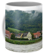 Along The Blue Danube Coffee Mug