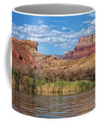 Along The Colorado River Coffee Mug