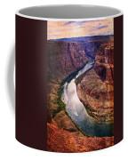 Along The Colorado River Coffee Mug