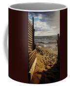Along The Dunes Coffee Mug