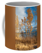 Along The Lake Coffee Mug