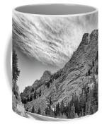 Along The Peak To Peak Coffee Mug