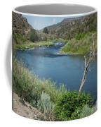 Along The Rio Grande River Coffee Mug