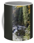 Along The River Bank Coffee Mug