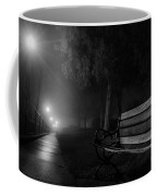 Along The River Walk Coffee Mug