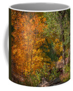 Along The Trail Coffee Mug