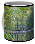 Along The Wissahickon In October Coffee Mug