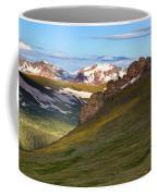 Along Trail Ridge Road Coffee Mug