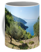 Alonissos Island Coffee Mug