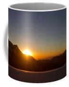 Alpamayo Sunset Coffee Mug