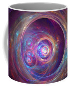 Alpha Centauri Coffee Mug by Kim Sy Ok