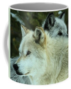 Alpha In The Background Coffee Mug