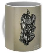 Alphonse Mucha 1860-1939 New Profile Coffee Mug
