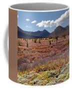 Alpine Landscape In Fall Coffee Mug