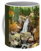 Alpine Torrent Coffee Mug