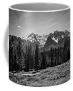 Alpspitze Till Zugspitze II Coffee Mug