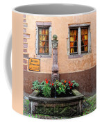 Alsace Fountain Coffee Mug