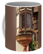 Alsace Window Coffee Mug
