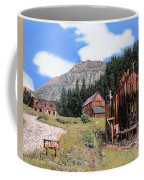 Alta In Colorado Coffee Mug by Guido Borelli