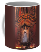 Altar And Madonna Coffee Mug