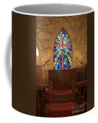Altar At The Little Church In La Villita Coffee Mug