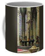 Altar Of Rouen Cathedral Coffee Mug