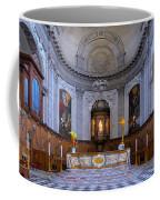 Alter At St Martins Cathedral Coffee Mug