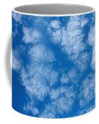 Altocumulus Cloud. Coffee Mug