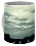 Altostratus Undulatus Asperatus Clouds Coffee Mug