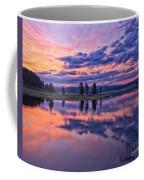 Alum Creek Sunrise Coffee Mug